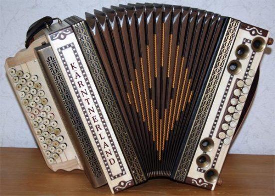 Steirische Harmonika Accordion