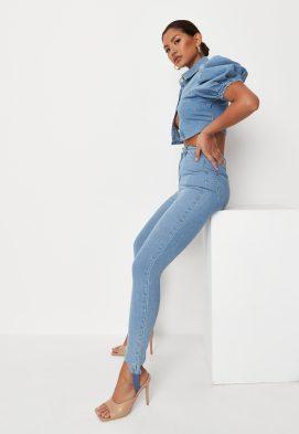 Stirrup Jeans