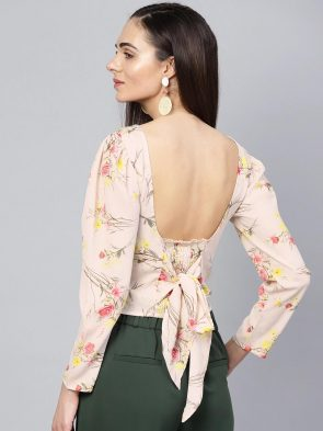 Styled Back Top