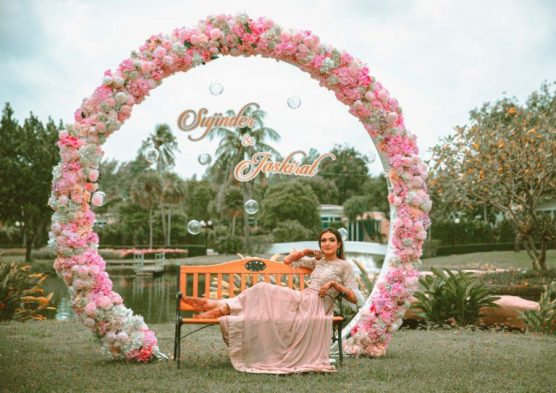 Summery Shenanigans Wedding Theme