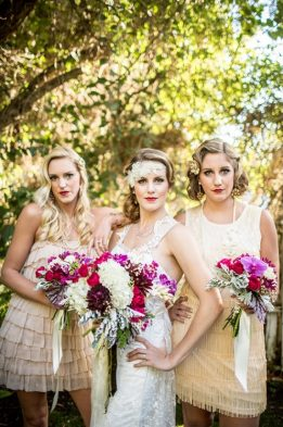 The 20s Wedding Theme