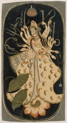 The Great Goddess (Mahadevi)