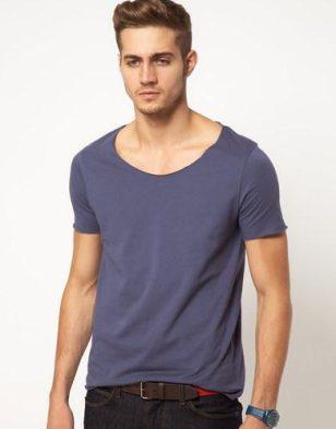 The Scoop Neck T Shirt