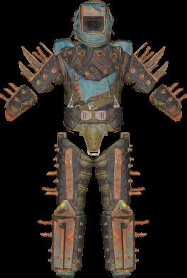 The Trapper Armor
