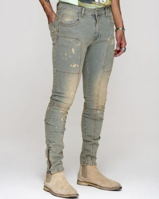 Tinted Jeans