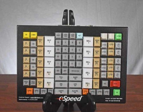 Trading Keyboard