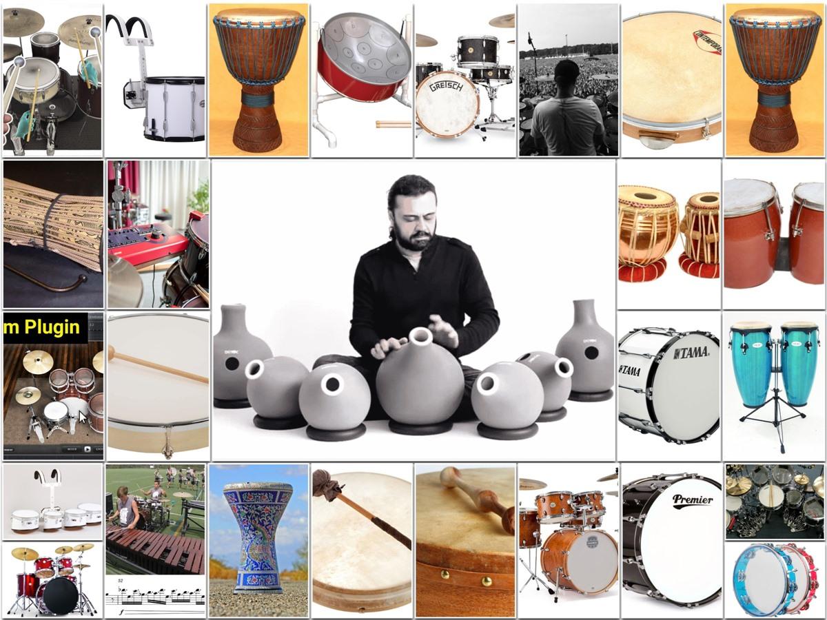 Types of Drum