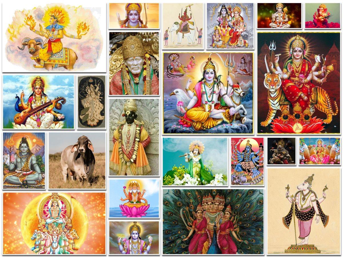 Types of Hindu Gods