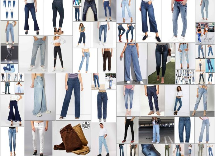 Types of Jeans