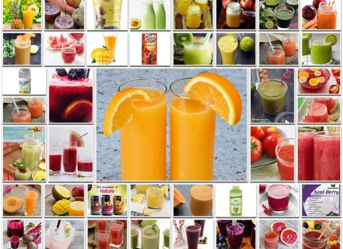 Types of Juice Flavors