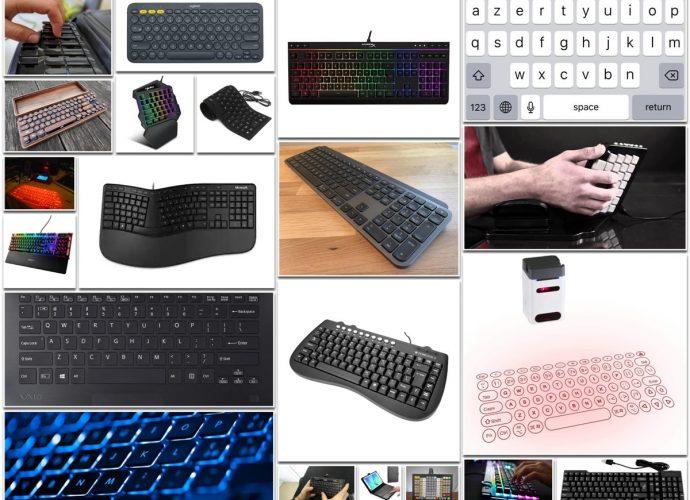 Types of Keyboard