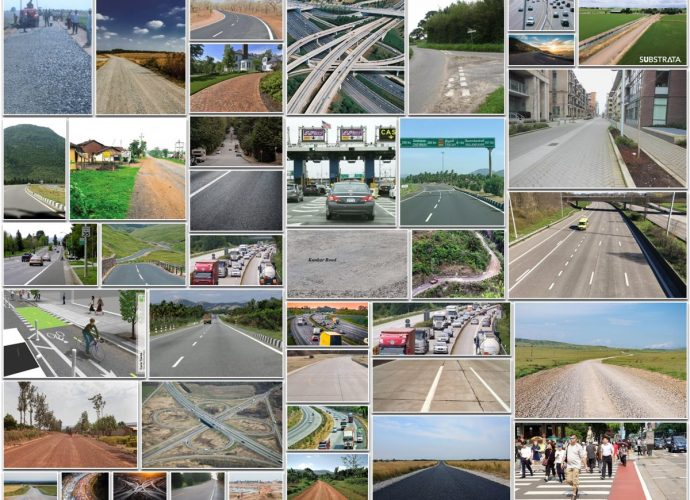 Types of Road