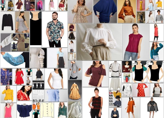 Types of Sleeves Design Patterns