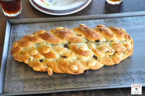 Vanocka Bread