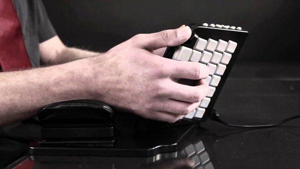 Vertical Keyboard