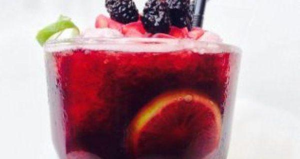 Very Berry Khatta Juice
