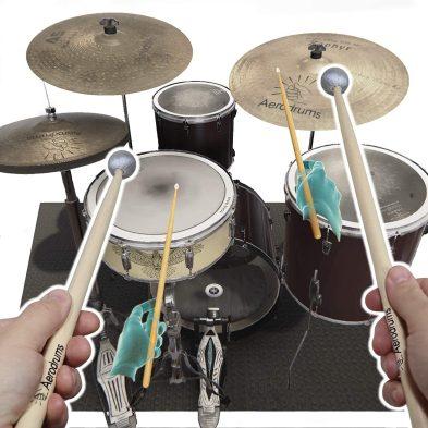 Virtual and Electronic Drum Kit