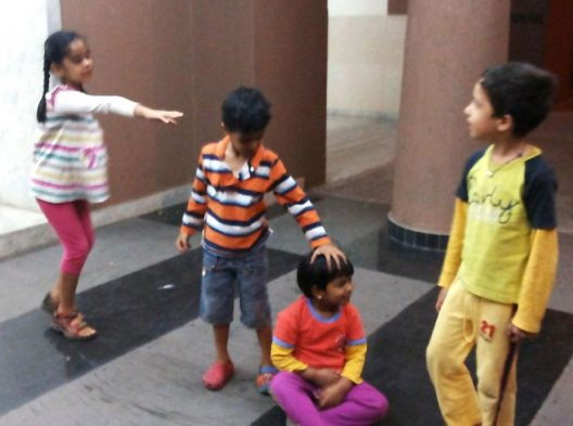 Vish Amrit Indian Outdoor Game