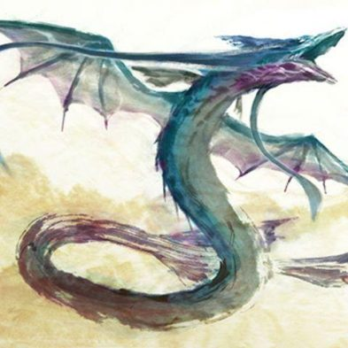Vishap Dragon