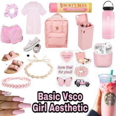 Vsco Girl Aesthetics