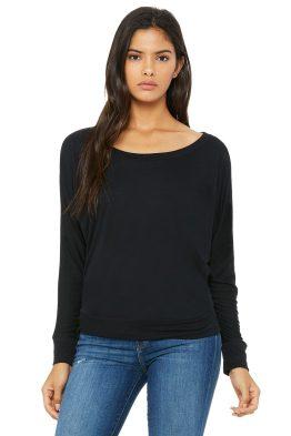 Wide Neck–Off Shoulder T Shirt