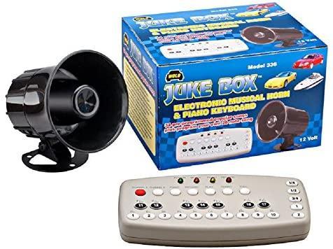 Wolo Juke Box Electronic Musical Horn