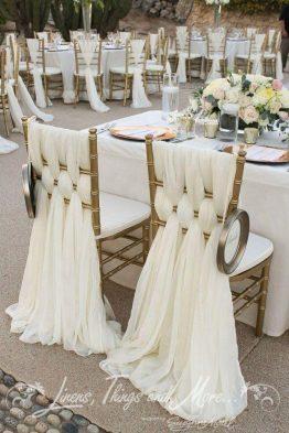Woven Décor Wedding Theme