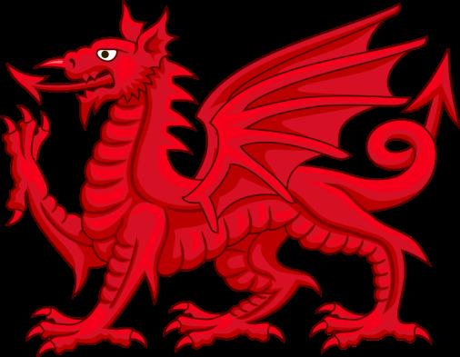 Y Ddraig Goch Dragon
