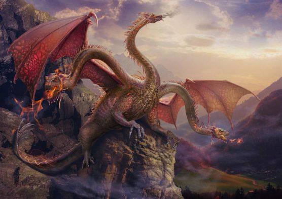 Zmey Gorynych Dragon